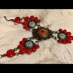 Jewelry - ** Gorgeous Necklace Multi Colored Turquoise**